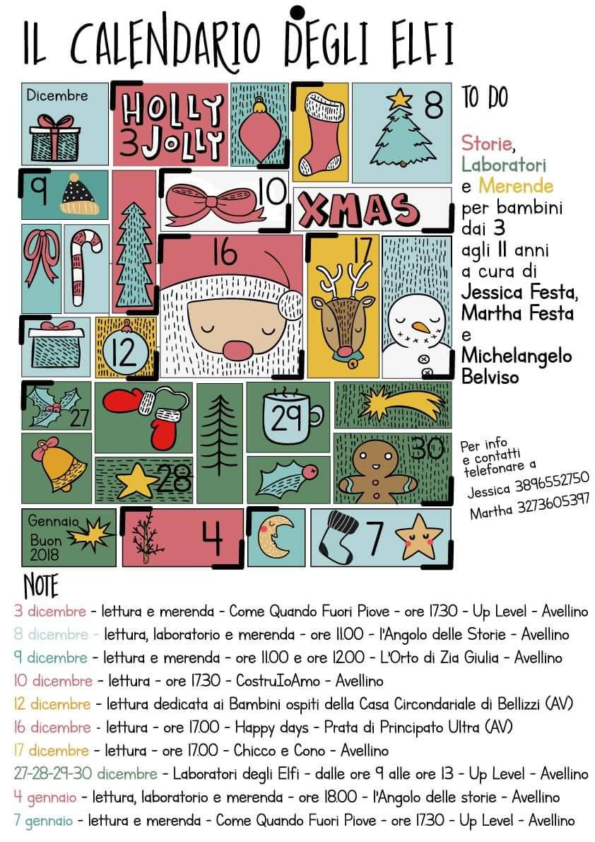 calendario elfi
